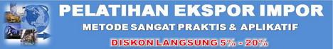 Banner Pelatihan Ekspor Impor