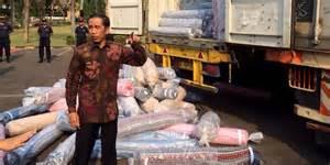 Barang impor borongan ilegal