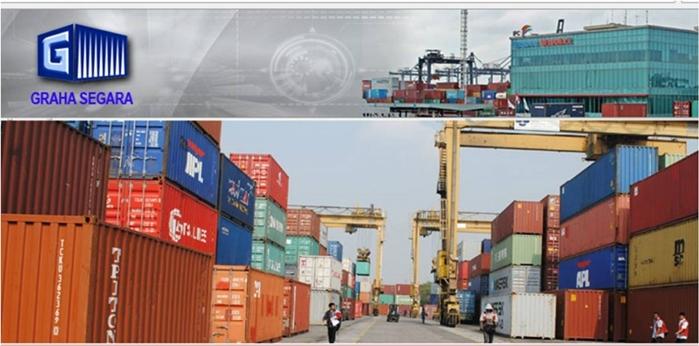 Mengenal Lebih Dekat Graha Segara, Terminal Behandle Peti Kemas Import