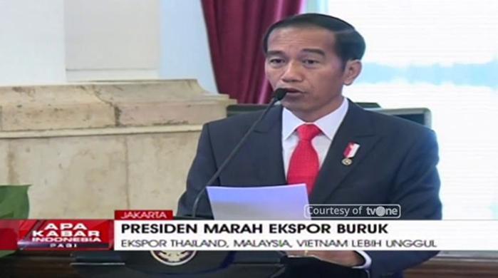 Pasca Kemarahan Presiden Jokowi Soal Merosotnya Ekspor Indonesia, Kementerian Terkait Ekspor Mulai Berbenah, Ini Usaha – Usaha Yang akan dilakukan