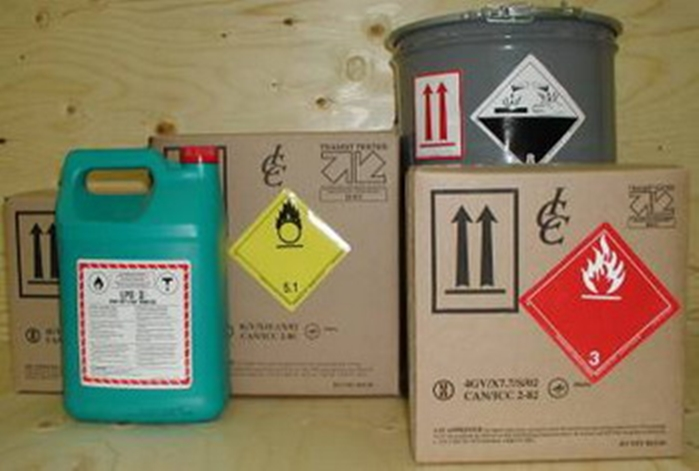 Dokumen Material Safety Data Sheet (MSDS) Untuk Pengapalan Dangerous Goods