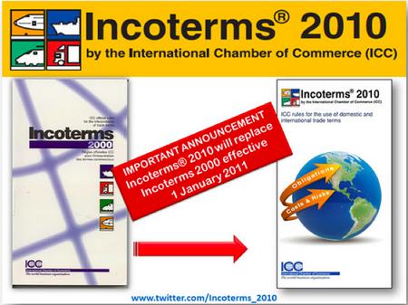 Penjelasan Kewajiban Eksportir Importir Dalam Incoterms 2010