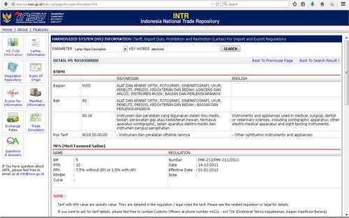 Mengenal Lebih Banyak Tentang Portal INDONESIA NATIONAL SINGLE WINDOW (INSW)