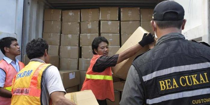 Penetapan Jalur Dalam Proses Kepabeanan Impor (Proses Customs Clearance Impor)