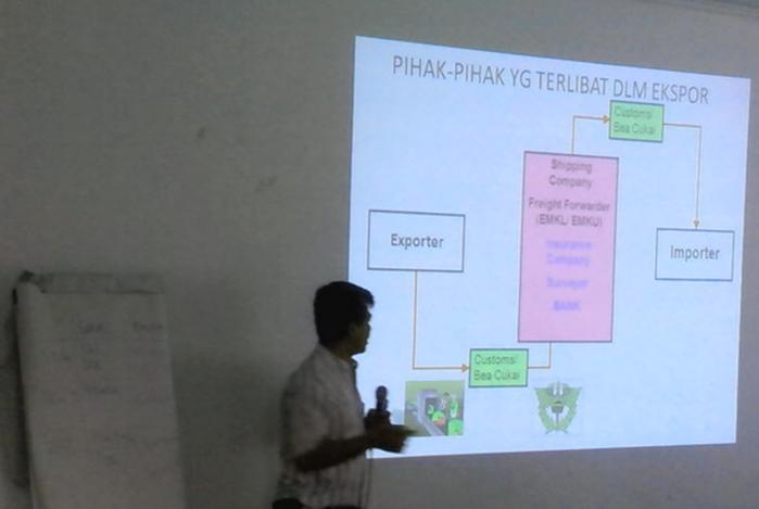 Tips Praktis Untuk Memulai Bisnis Ekspor (Pelatihan Ekspor KPMI ELC Bandung)