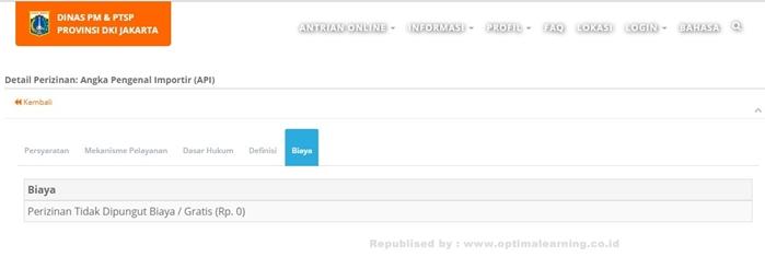 Pengurusan Angka Pengenal Importir (API) Secara Mudah, Cepat, dan Gratis (Jakarta)
