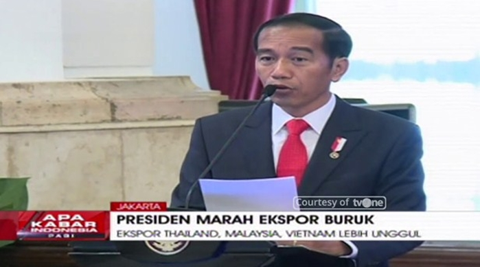 Pasca Kemarahan Presiden Jokowi Soal Merosotnya Ekspor Indonesia