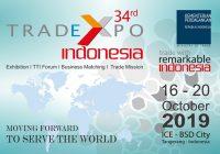 Trade Expo Indonesia 2019 Jakarta