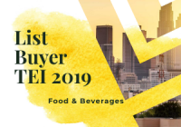 Daftar List Calon Buyer Trade Expo Indonesia (TEI) 2019 - Produk Makanan dan Minuman