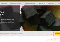 Navigasi Website Untuk Memasarkan Produk Ekspor